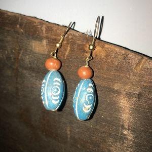 Jewelry - Tribal Inspired Dangle Earrings